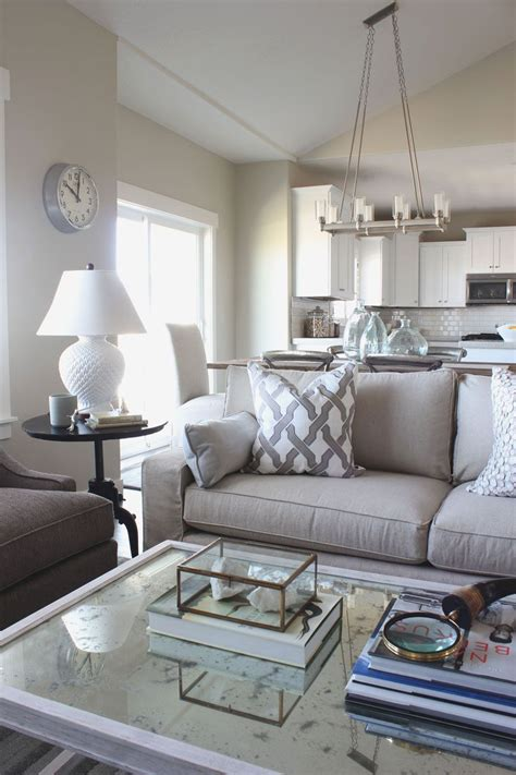 grey livingroom show n tell elkridge model home living family room