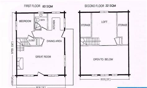 cabin floor plans turner falls cabins for rent 1 bedroom cabin floor plans