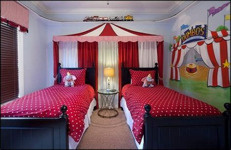 Decorating Theme Bedrooms  Maries Manor Circus Bedroom