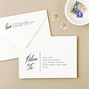 wedding envelope ideas wwwpixsharkcom images With wedding invitation envelope layout