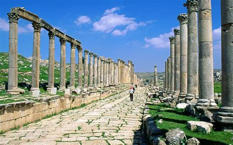 Ancient Architecture - Ancient History Wallpaper (9232151) - Fanpop