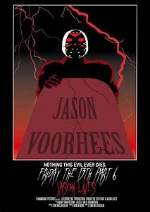 Friday the 13th Part 6: Jason Lives - PosterSpy