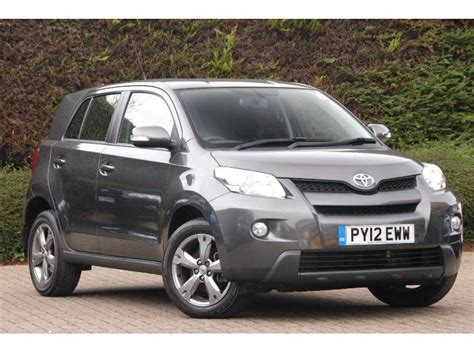 Used 2012 Toyota Urban Cruiser 5dr 14 D4d For Sale In