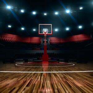 basketball  sports vinyl photo backdrops christmas