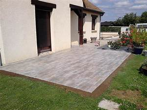 modele terrasse exterieur fashion designs With modele de carrelage exterieur