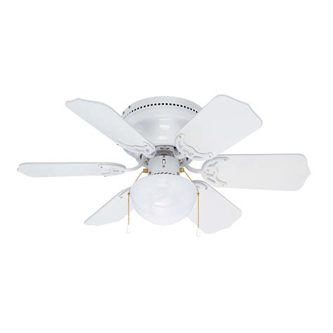 hugger ceiling fan no light shop litex vortex hugger 30 in white flush mount ceiling