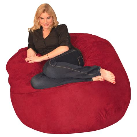 ideas give  room cozy  modern touch  bean bag