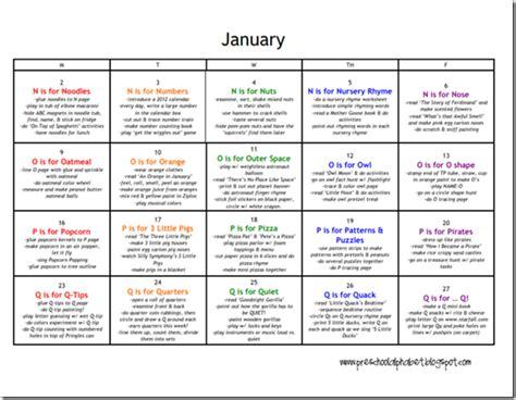 preschool alphabet preschool plan for january 170 | image%25255B5%25255D