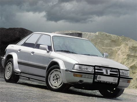 1987 Audi 90e Related Infomationspecifications Weili
