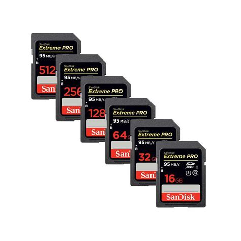 Standard sd cards and microsd. Sandisk Extreme Pro SD Card - Bruce Watt Photography