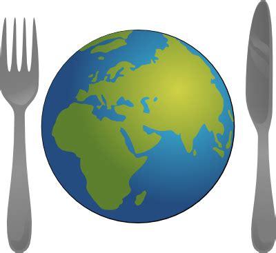 la cuisine du monde la carte du monde des blogs cuisine
