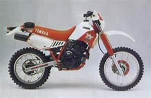 Yamaha Tt350 1985-1996 Workshop Service Repair Manual