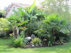 17 best images about massifs on pinterest bordeaux With beautiful comment creer un jardin paysager 9 creer un jardin avec des cactus et des palmiers