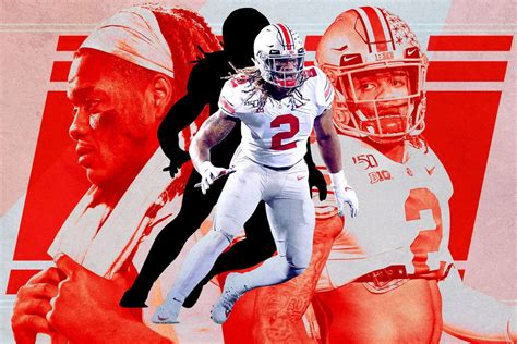ohio states chase young      pick