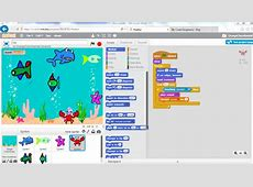 Randal Cremer Primary School Scratch Shark Attack Games