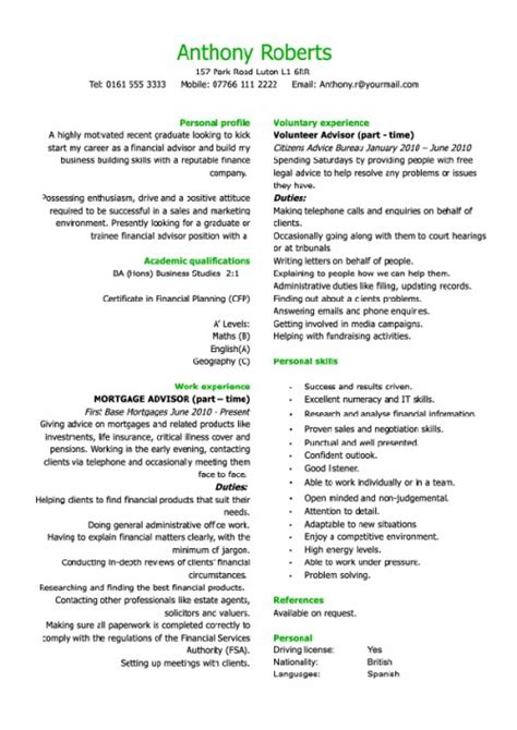 Amazing Resume Exles by The 10 Most Amazing Resume Templates For Recent Grads