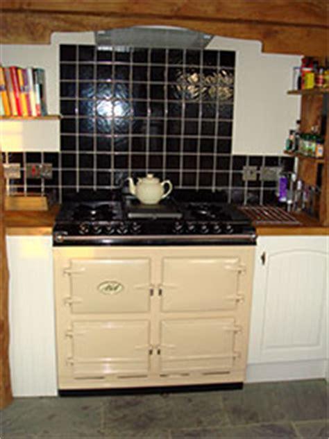 kitchens case study modern farmhouse  modern aga