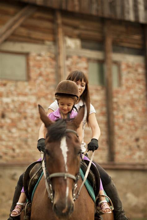 scientific research horse riding  improve