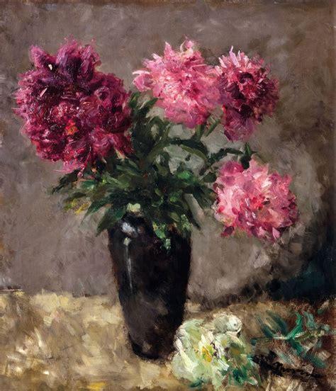 fiori vaso e morino vaso di fiori mazzo di peonie