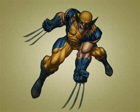 Wolverine Anime 1280 x 1024 Wallpaper