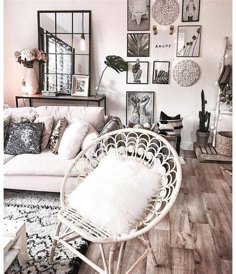home design tendance salon cosy ton clair parquet