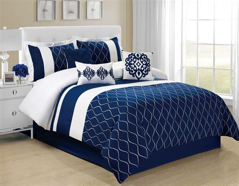 cotton sheets king what will you get when choose size navy blue bedding