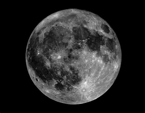 march  full moon  special image  virtual