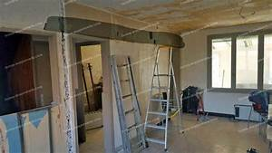 comment abattre un mur porteur mur porteur ou pas avis With prix pour abattre un mur porteur