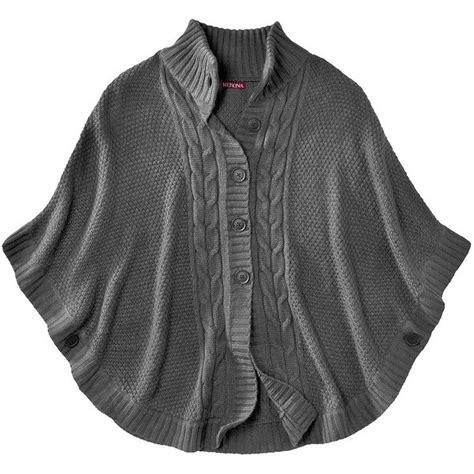 s cape sweater merona 39 s cape sweater clothes knitwear