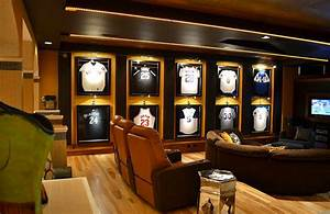 Sports Man Cave Ideas For The Real Player In You