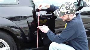 How To Add Install Chrome Door Edge Molding Trim To Your ...