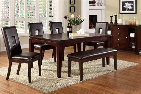 8 Piece Contemporary Dining Room Set Dark Brown Wood by 30 Rugs That Showcase Their Power Under The Dining Table
