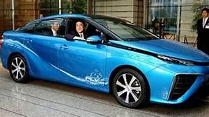 Credit De Voiture : voiture hydrog ne le match toyota hyundai a commenc ~ Gottalentnigeria.com Avis de Voitures
