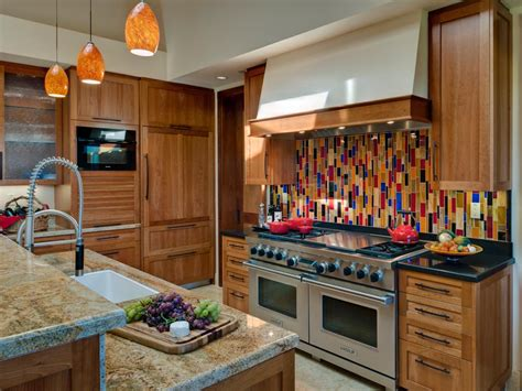 colored glass backsplash kitchen ceramic tile backsplashes pictures ideas tips from