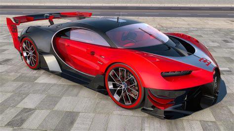 Sparen ist die erste devise der wolfsburger und so steht auch der nachfolger des bugatti veyron zur. 2015 Bugatti Vision Gran Turismo Concept by SamCurry on DeviantArt