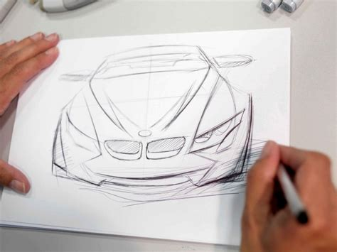 The Design Process At The Bmw Group
