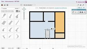 video 1 plans interactifs comment faire un appartement With comment faire un plan de maison en 3d