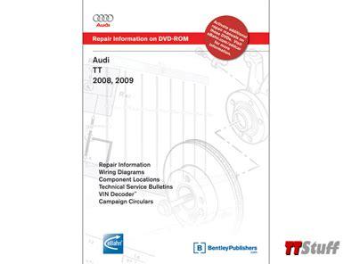 how to download repair manuals 2011 audi tt electronic throttle control audi tt stuff bks a8j7 bentley official audi tt repair manual 2008 2009 dvd rom