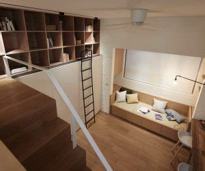 Small Home With Smart Use Of Space Taiwan by Small Space Interior Design Ideas