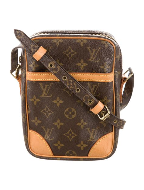 louis vuitton monogram danube bag handbags lou