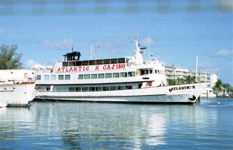 Casino Boat To Key West by Florida Memory The Casino Boat Quot Atlantic X Quot Docked In