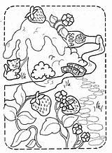 Coloring Strawberry Shortcake Dibujos Charlotte Fresa Kleurplaten Erdbeer Emily Kleurplaat Tarta Fragole Alle Colorear Mewarna09 Dibujos1001 Verefazer Oh Ad3 Sc sketch template
