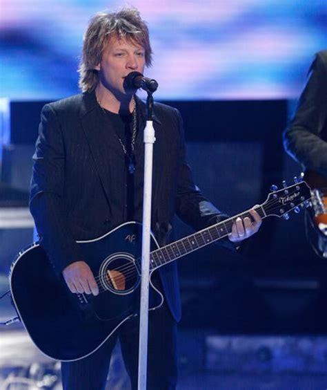 Jersey Hero Jon Bon Jovi