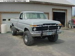 1975 Ford F150 4x4