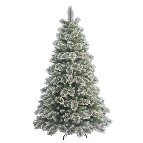 7ft snow tips pre lit christmas tree king tree handicrafts shenzhen co ltd