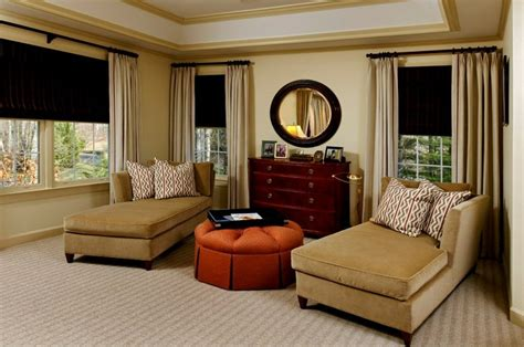 Creating A Master Bedroom Sitting Area
