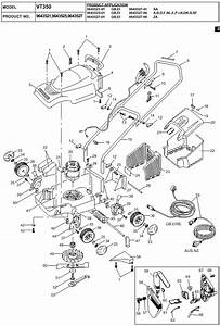 Flymo Venturer Turbo 350 Spares Diagram Product Code 9643521 9643525 9643527 Spares And Spare Parts