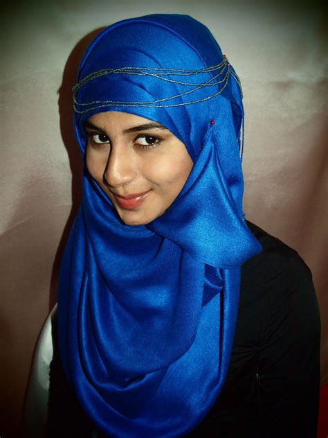 royal blue pashmina hijab hijab fashion fashion muslim