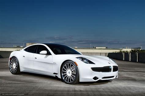 Download Wallpaper Car, White, Beautiful, Cars Free