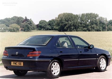 Peugeot 406 Specs 1999 2000 2001 2002 2003 2004